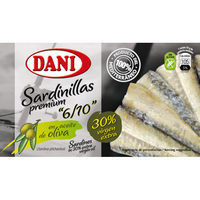 Dani Sardinilla aceite de oliva 90g