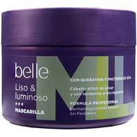 Belle Mascarilla liso y luminoso 300ml
