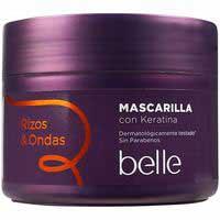 Belle Màscara rinxols 300ml