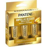 Ampolla rescate 1 minuto PANTENE, pack 3 uds
