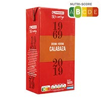 Sannia Crema calabaza brik 0,5l