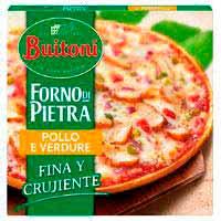 Buitoni Pizza forno pollo 350g