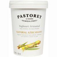 Pastoret Yogur natural azucarado 500g
