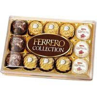 Bombones CollectionT15 FERRERO, 15 uds., caja 172 g