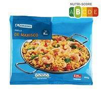 Eroski Paella de Marisco 500g