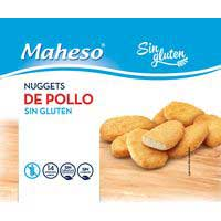 Maheso Nuggets sin gluten 300g