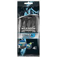 Wilkinson Maquineta d'un sol ús Activ extra3 4u