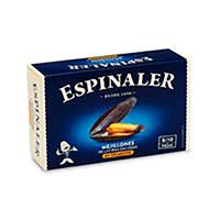 Espinaler Mejillones 8/10 piezas. MARESME