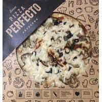 Pizza escalivada PERFECTE, caixa 430 g
