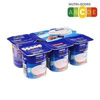 Eroski Iogurt Grec amb maduixes 6x125g
