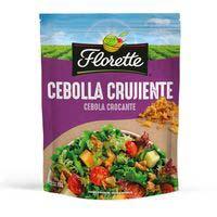 Florette Cebolla crujiente frita 70g