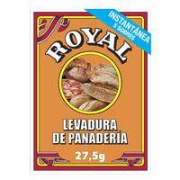 Royal Levadura de panadería instantánea 5 sobres