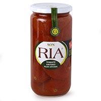 Son-Ria Tomate entero pelado 660g
