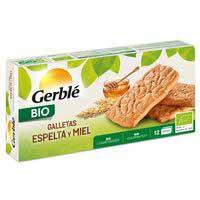 Gerblé Bio Galetes espelta i mel 125g