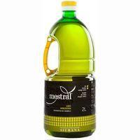 Mestral Aceite de oliva virgen extra 100% Arbequina 2L. BAIX CAMP