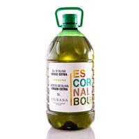 Escornalbou Aceite de oliva virgen extra Arbequina 3L. BAIX CAMP