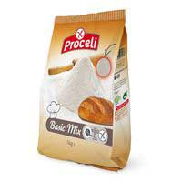 Proceli Basic mix harina s/gluten 1kg