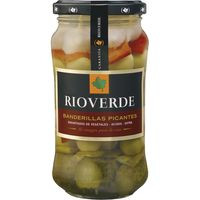 Rioverde Banderilles picants 330g