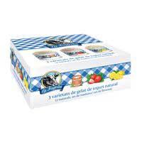 La Fageda Gelats de iogurt natural 4 varietats 4x125ml