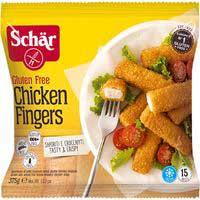 Schär Fingers pollo sin gluten 375g
