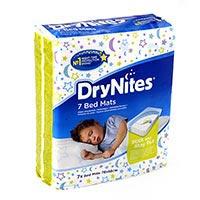 Dry Nites Protector llit 7u