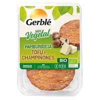 Gerblé Bio Hamburguesa tofu champiñones 160g