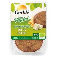 Gerblé Bio Hamburguesa tofu queso 160g
