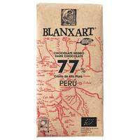 Blanxart Chocolate negro 77% Perú ecológico 125g