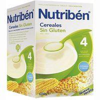 Nutribén Cerales sin gluten 600g