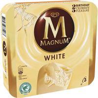Magnum Blanco helado 3x110ml