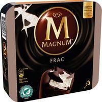 Magnum Frac helado 3x110ml