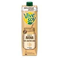 Pascual Bebida de avena Vivesoy PielVital 1l