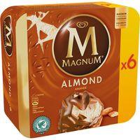 Magnum Almendras helado 6x110ml
