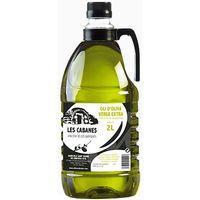 Les Cabanes Aceite de oliva virgen extra 2L. LES GARRIGUES