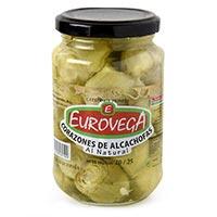 Eurovega Corazón alcachofa 20/25u 350g
