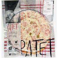 Patet Pizza bacon 400g