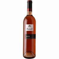 Portell Vino rosado trepat 75cl. CONCA DE BARBERÀ
