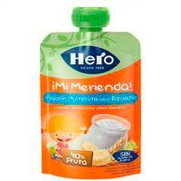 Bosseta de iogurt amb bescuit HERO,doypack100 g