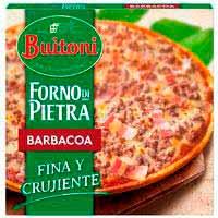 Pizza forno di pietra Barbacoa BUITONI 325g