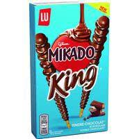 Mikado King choco leche 51g