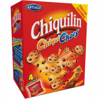 Chiquilin Galleta chiquichocs 140g