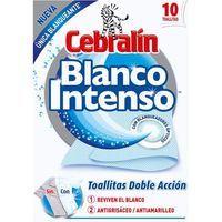 Micolor Blanco intenso toallitas doble acción 10u