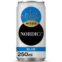 Nordic Mist Tonic water blue 25cl