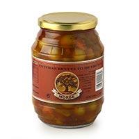 Morbe Olives barreja 600g
