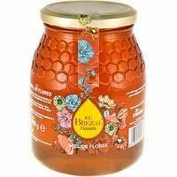 Mel de flors FLORESTA, flascó 1 kg