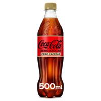 Coca Cola zero sense cafeïna 50cl