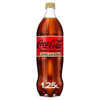 Coca Cola zero sense cafeïna 1,25l