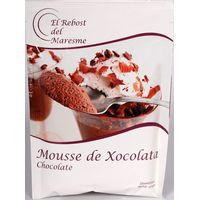 El Rebost Mousse de chocolate 100g