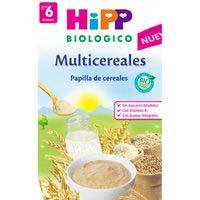 Hipp Papilla multicereals 6mesos 600g
