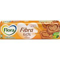 Flora Galletas fibra 185g